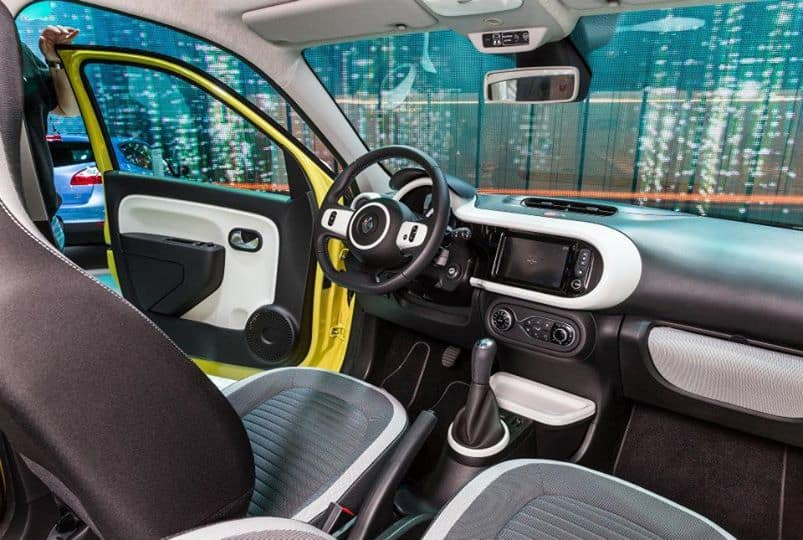 Interieur Renault Twingo Dci Dynamique Photo Of Interieur Twingo ...