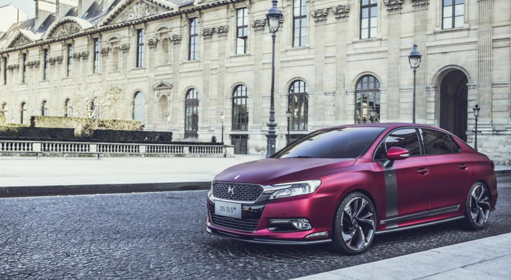 Citroën DS 5LS R Concept : une berline DS au sang chaud