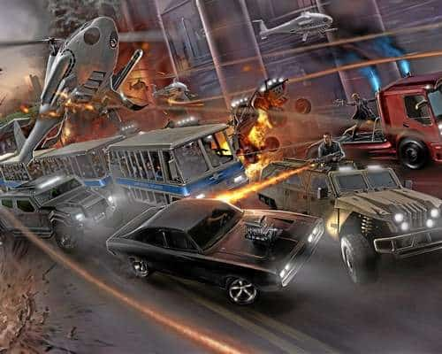 Fast & Furious rejoint Universal Studios à Hollywood