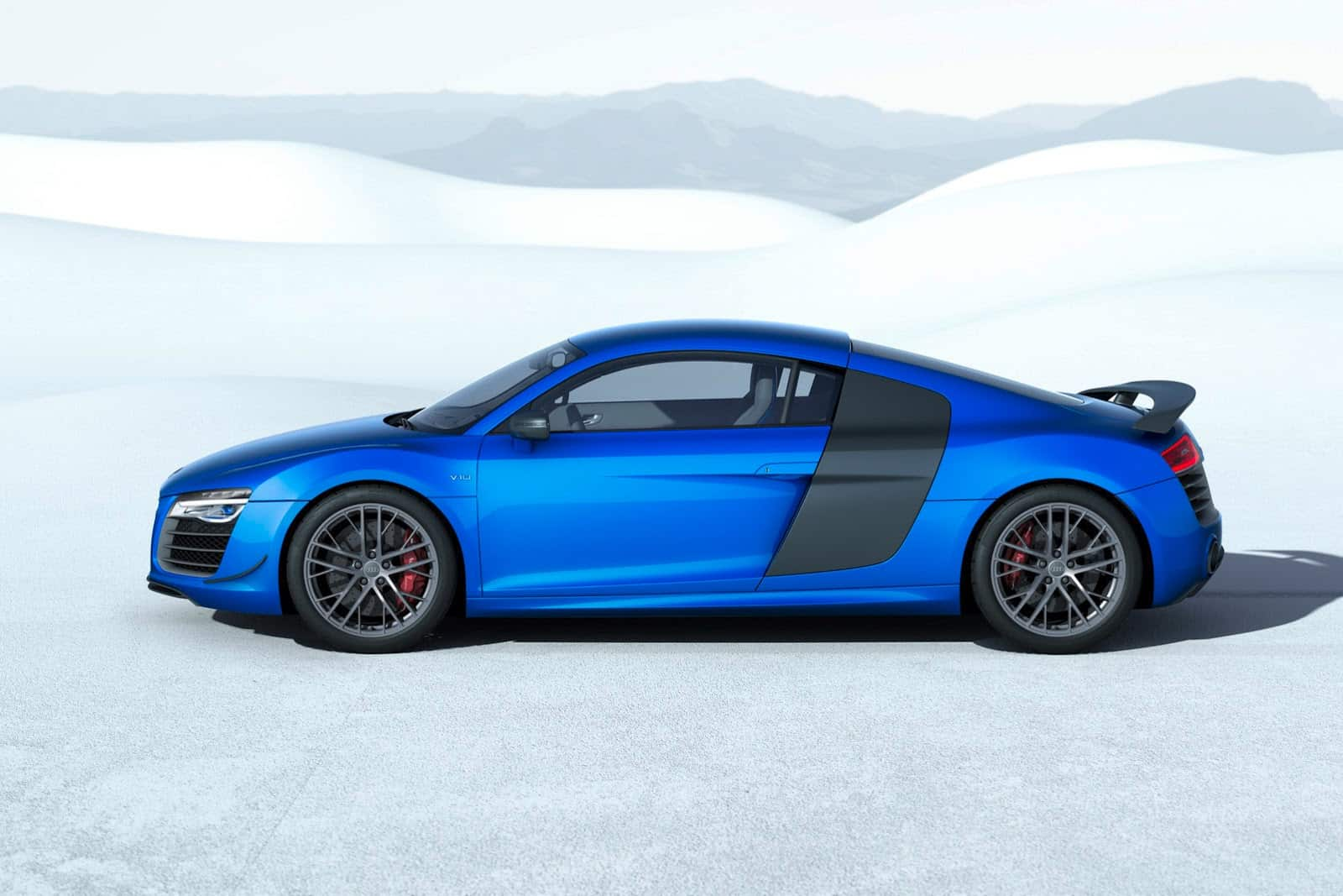 audi r8 lmx du v10 et des phares laser au programme. Black Bedroom Furniture Sets. Home Design Ideas
