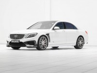 Brabus 850 : une Mercedes S63 AMG comme base !