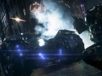 Batmobile : une nouvelle version pour le jeu « Batman : Arkham Knight »