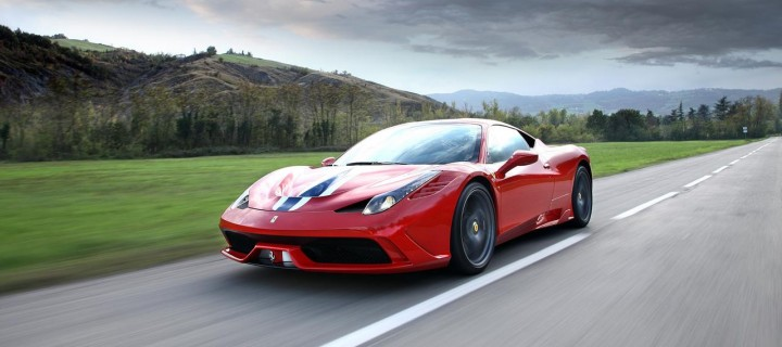 Ferrari 458 Italia : la version 2015 équipée d'un turbo ?