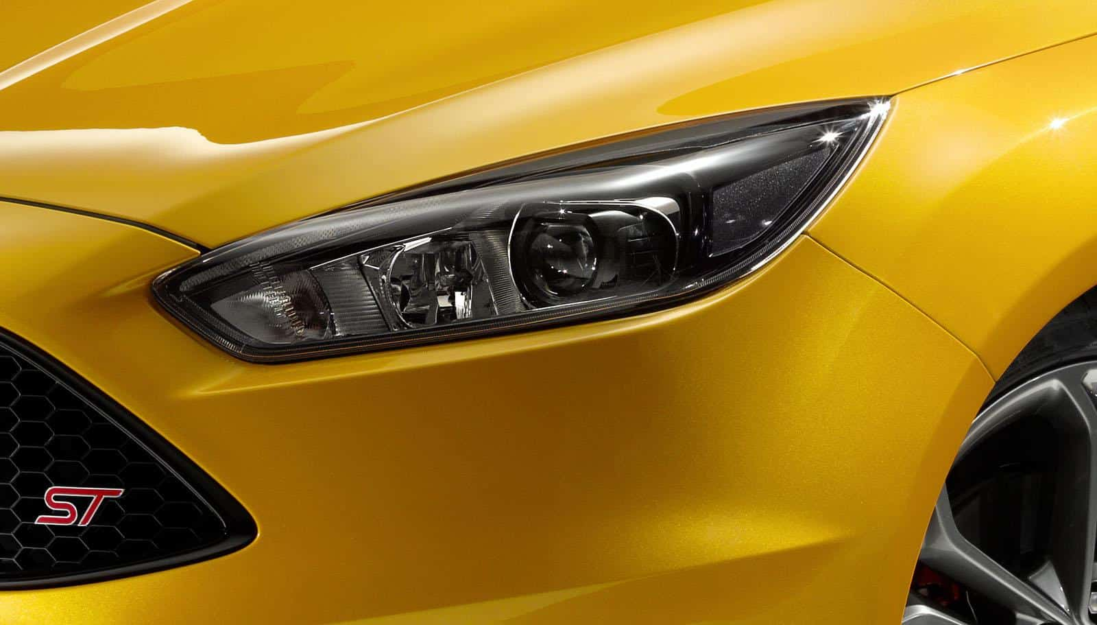 Goodwood 2014 : Ford tease le lifting de sa Focus ST 2015