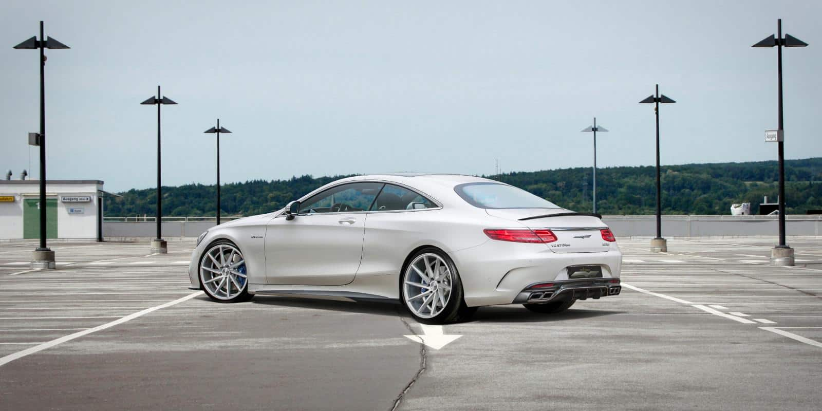Jante s63 amg