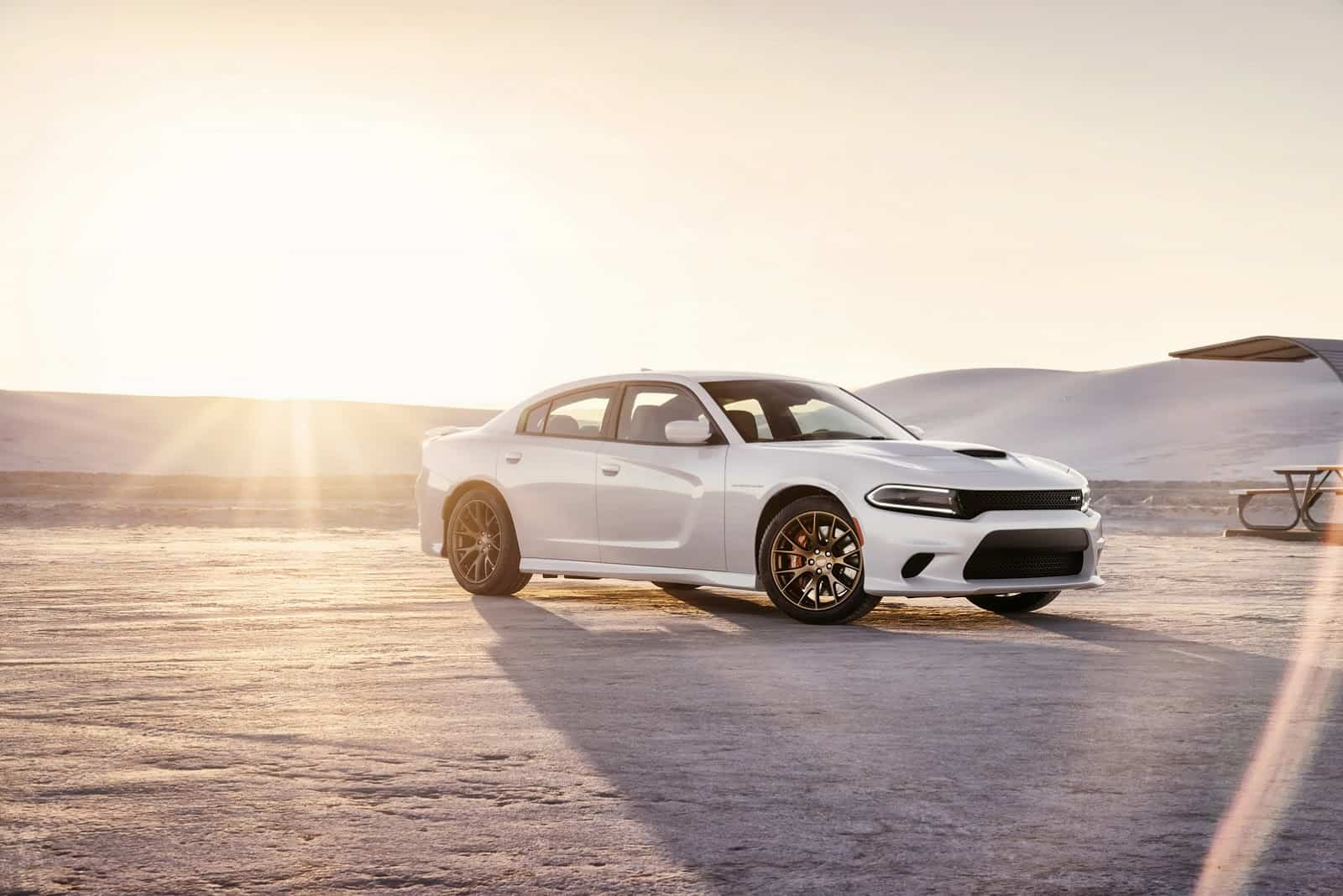 Dodge Charger SRT Hellcat : une berline de 707 chevaux !