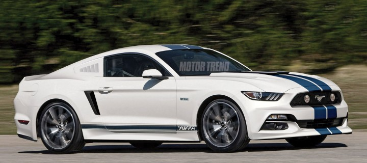 Ford Mustang GT350 : le monstre arrive en septembre