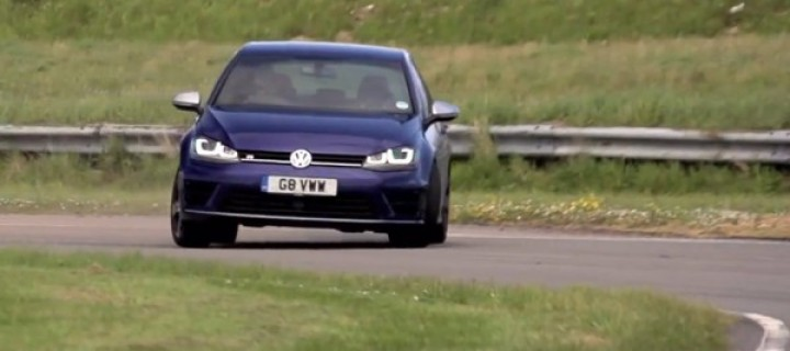 VW Golf R vs BMW M235i : que va choisir Chris Harris ?