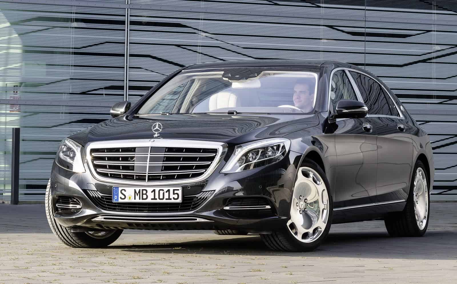 Mercedes Maybach S600 : le luxe ultime refait surface