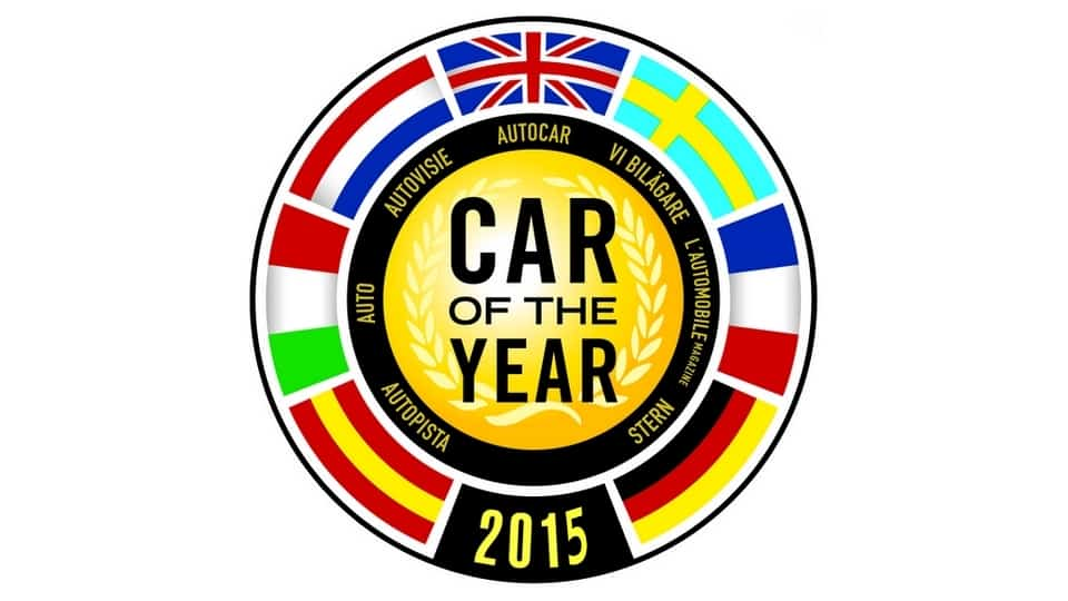 Car Of The Year : les 7 finalistes
