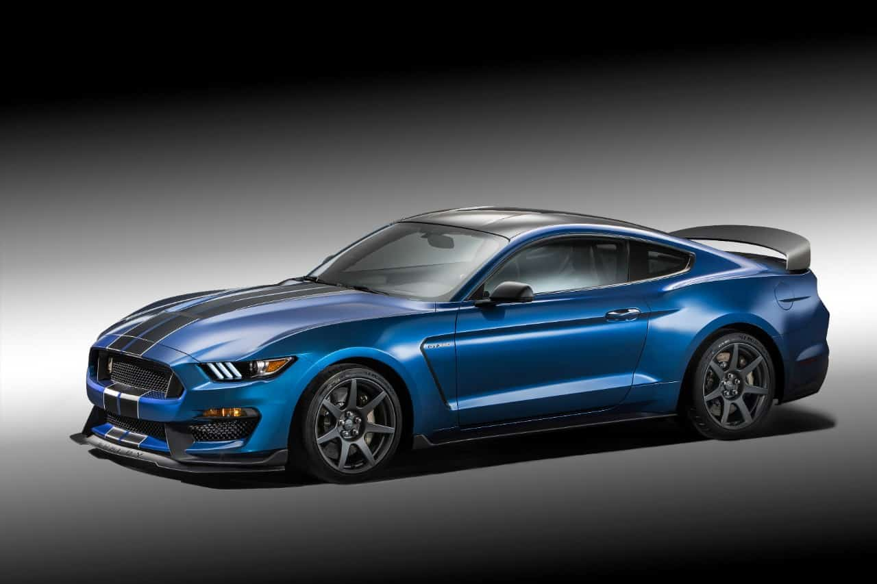 Shelby GT350R Mustang, le monstre américain