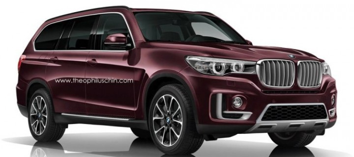 bmw x7 arriv e pour 2017 2018 d un 7 places 130 000. Black Bedroom Furniture Sets. Home Design Ideas