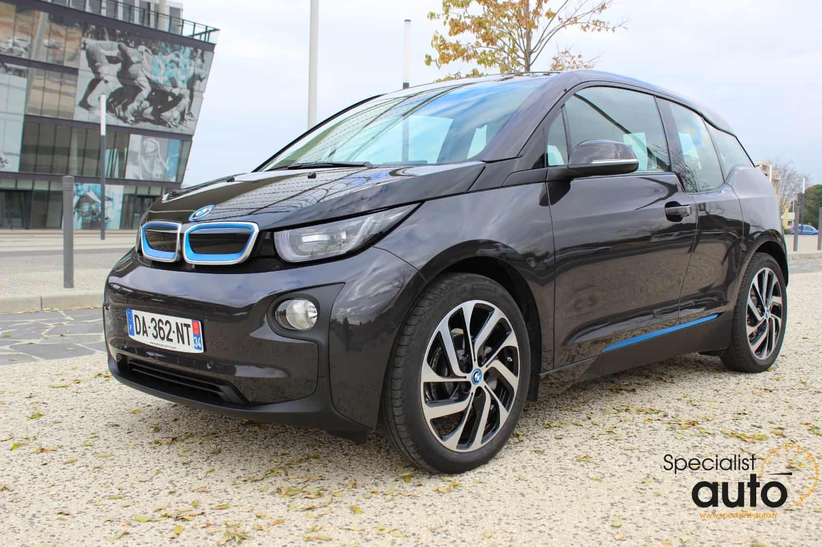 Amazon propose à l'achat la BMW i3