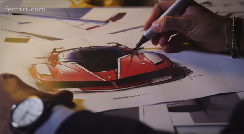 Making of de la tumultueuse LaFerrari FXX K