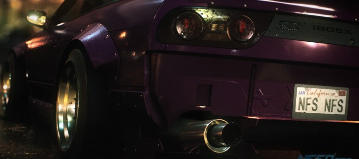 Need For Speed revient, en 2015, « aux sources »