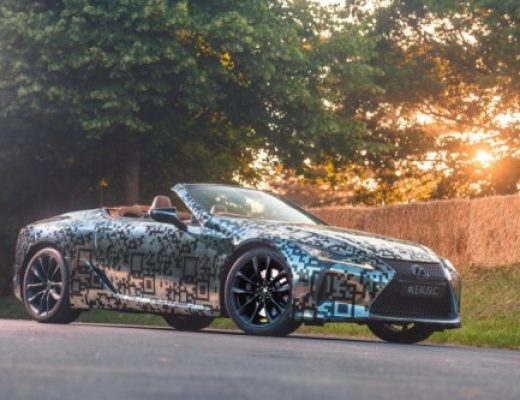 Lexus vient de confirmer la production d'une version cabriolet du LC.